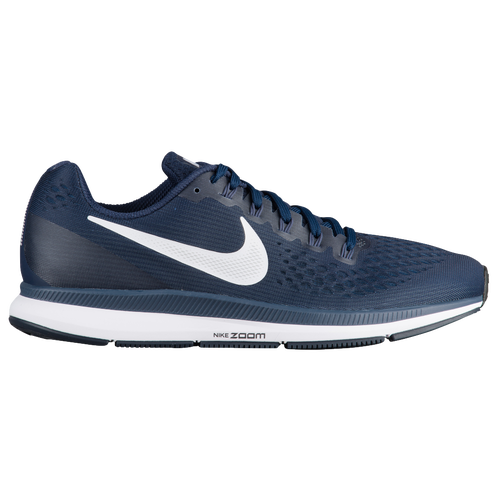 Nike Air Zoom Pegasus 34 Men's Obsidian/White/Nautral Indigo 80555401