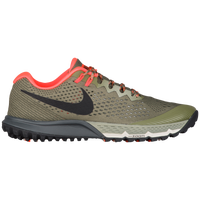 Nike Zoom Terra Kiger 4 - Men's - Olive Green / Black