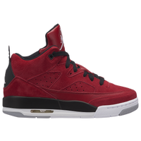 Jordan Son of Mars Low - Boys' Grade School - Red