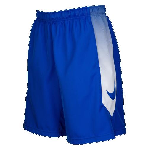 Nike Dry Baseball Shorts - Men's Baseball - Game Royal/White 80674480