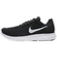nike basketball shoes all white. nike free rn flyknit 2017 - women\u0027s black / white basketball shoes all