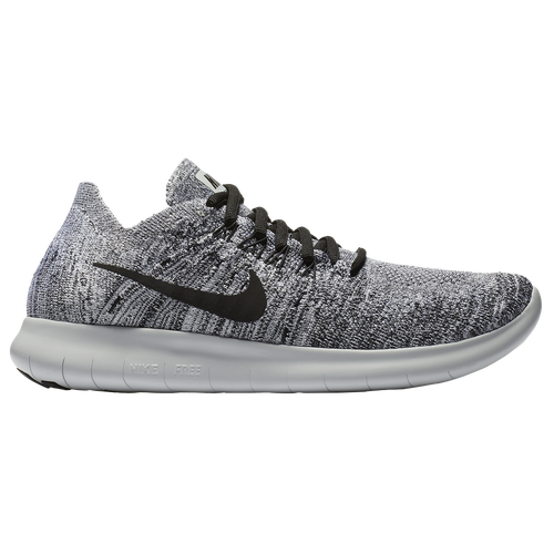 nike shoes white and black high top. nike free rn flyknit 2017 - women\u0027s white / black shoes and high top