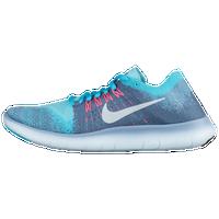 8ba92599cb59 Nike Free RN Flyknit 2017 - Women s - Running - Shoes - Blue Moon ...