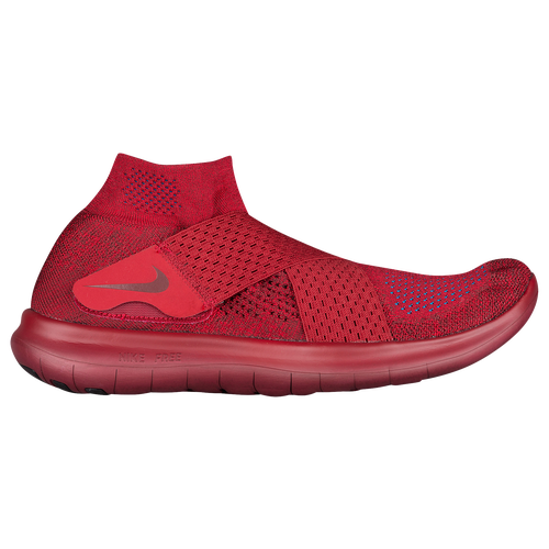 Nike Free RN Motion Flyknit 2017 - Men's - Running - Shoes - Tough Red/Dark  Team Red/Team Red