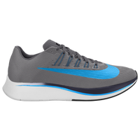 Nike Zoom Fly - Men's - Grey / Light Blue
