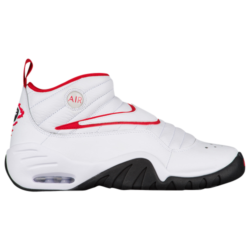 Nike Air Shake Ndestrukt Mens Casual Shoes WhiteWhiteBlack - Best free invoice authentic online sneaker stores