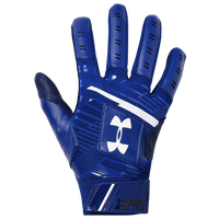 Under Armour Harper Hustle 18 Batting Gloves - Men's - Blue