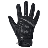 Under Armour Harper Hustle Batting Gloves - Grade School - Black