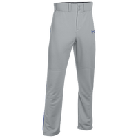 Under Armour Clean Up Piped Pants - Men's - Grey / Blue
