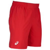 ASICS® Stock Wrestling Shorts - Men's - Red