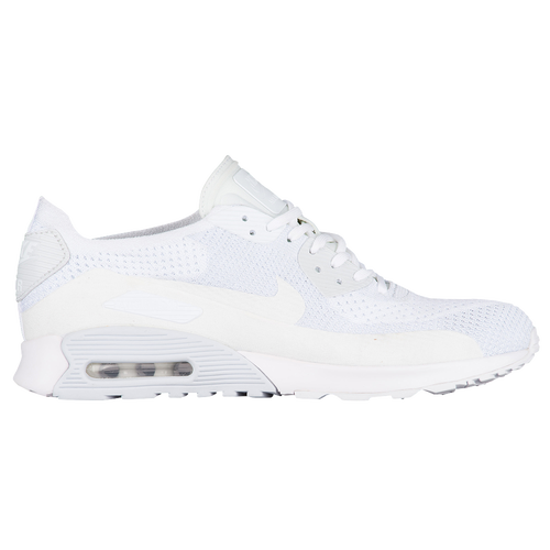 sale retailer 3b490 334f0 ... Nike Air Max 90 Ultra 2.0 Flyknit - Womens - All White White .