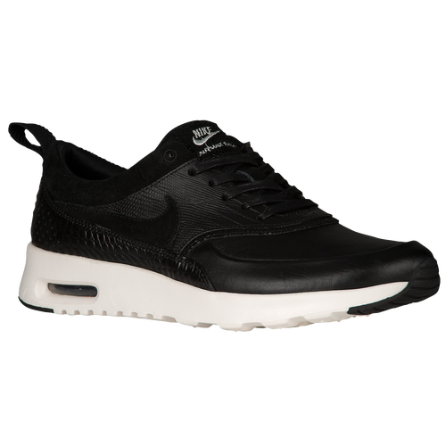 quality design 50ea5 ee803 ... where to buy nike air max thea womens casual shoes black black ivory  6023f 791aa