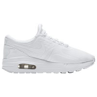 Nike Air Max Zero - Boys Preschool - All White  White