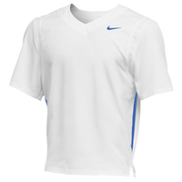 Nike Team Untouchable Speed Jersey - Men's - White / Blue