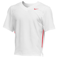 Nike Team Untouchable Speed Jersey - Men's - White / Red