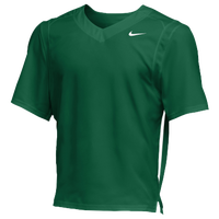 Nike Team Untouchable Speed Jersey - Men's - Dark Green / White