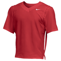 Nike Team Untouchable Speed Jersey - Men's - Red / White