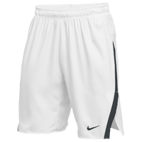 Nike Team Untouchable Speed Shorts - Men's - White / Black