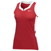 Nike Team Untouchable Speed Jersey - Women's - Red / White