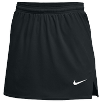 Nike Team Untouchable Speed Kilt - Women's - All Black / Black