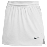 Nike Team Untouchable Speed Kilt - Women's - All White / White