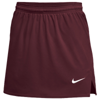 Nike Team Untouchable Speed Kilt - Women's - Cardinal / Cardinal
