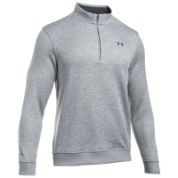 Under Armour Storm Golf Sweaterfleece 1/4 Zip - Men's - Grey / Grey