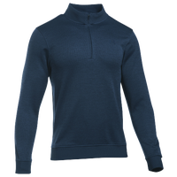 Under Armour Storm Golf Sweaterfleece 1/4 Zip - Men's - Navy / Navy
