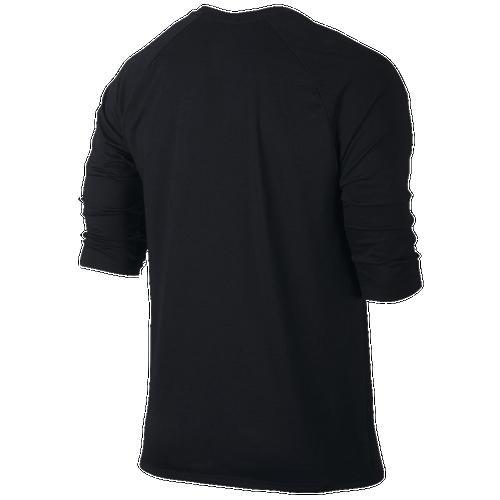 Nike Fly 3/4 Sleeve T-Shirt - Men's