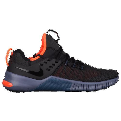 super popular d237e 30608 ... shop nike free x metcon mens training shoes black thunder blue hyper  crimson light carbon 86981