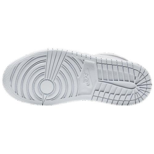 52c1c2cdbe9 Jordan 1 Flight 5 Premium Boys Preschool Basketball Shoes White Purple  durable modeling