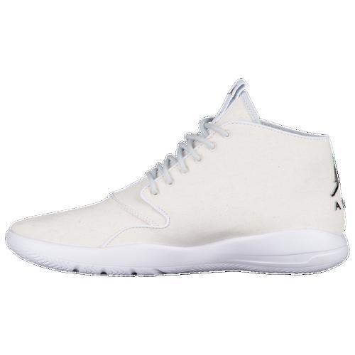 60b0681f5176d ... new style jordan eclipse chukka mens casual shoes white black pure  platinum 5a1c9 41030