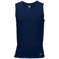 Eastbay Team Compression Track Singlet - Men's - Navy / Navy