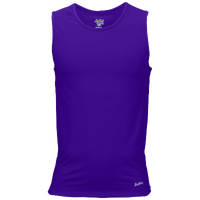 Eastbay Team Compression Track Singlet - Men's - Purple / Purple