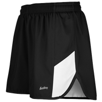 "Eastbay Team 2"" 2 Color Split Track Short 2.0 - Men's - Black / White"