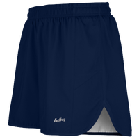 "Eastbay Team 2"" Solid Split Track Short 2.0 - Men's - Navy / Navy"