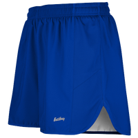 "Eastbay Team 2"" Solid Split Track Short 2.0 - Men's - Blue / Blue"