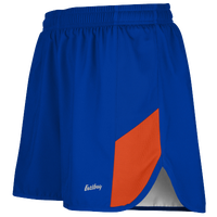 "Eastbay Team 2"" 2 Color Split Track Short 2.0 - Men's - Blue / Orange"