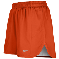 "Eastbay Team 2"" Solid Split Track Short 2.0 - Men's - Orange / Orange"