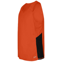 Eastbay Team Two Color Singlet - Men's - Orange / Black