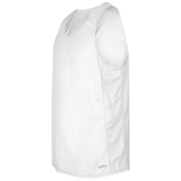 Eastbay Team Solid Track Singlet - Men's - All White / White