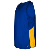 Eastbay Team Two Color Singlet - Men's - Blue / Gold