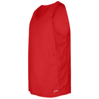 Eastbay Team Solid Track Singlet - Men's - Red / Red
