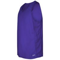 Eastbay Team Solid Track Singlet - Men's - Purple / Purple