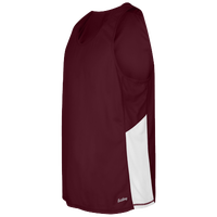 Eastbay Team Two Color Singlet - Men's - Maroon / Maroon