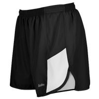 "Eastbay Team 2"" 2 Color Track Shorts - Women's - Black / White"
