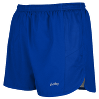"Eastbay Team 2"" Solid Track Short 2 - Women's - Blue / Blue"