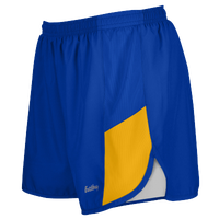 "Eastbay Team 2"" 2 Color Track Shorts - Women's - Blue / Gold"