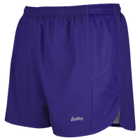 "Eastbay Team 2"" Solid Track Short 2 - Women's - Purple / Purple"