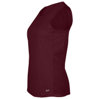 Eastbay Team Solid Track Singlet - Women's - Maroon / Maroon